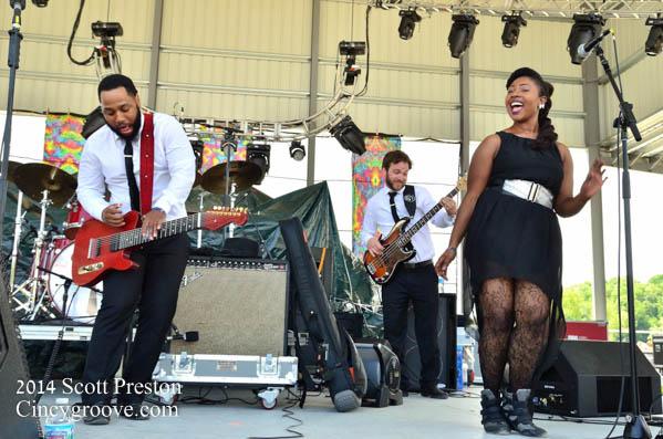 AJ Ghent Band